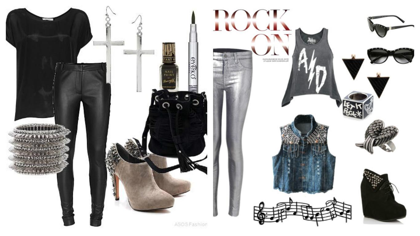 peças moda rock festival