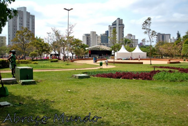 Praça JK Sion Belo Horizonte