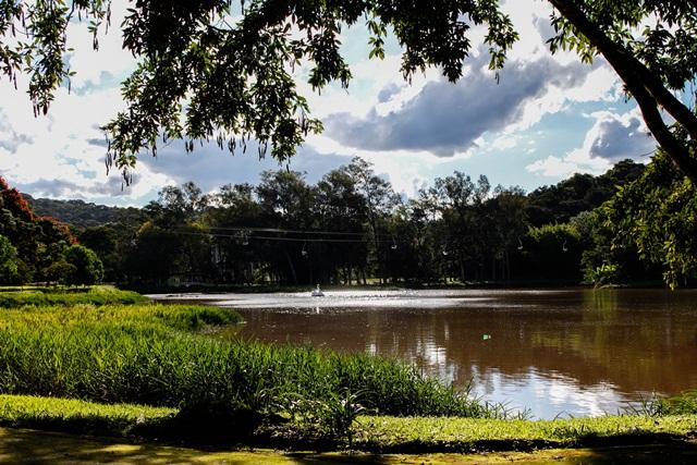 Parque da Águas em Caxambu