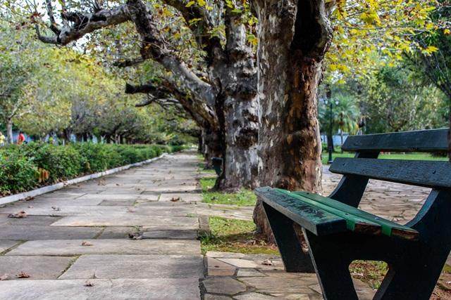 Parque das Águas em Caxambu Minas Gerais