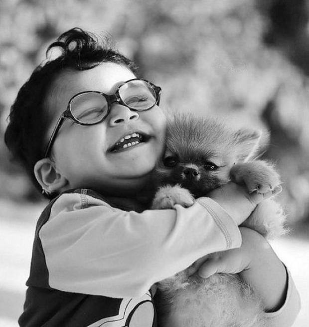 sentimentos são o melhor abraço do mundo