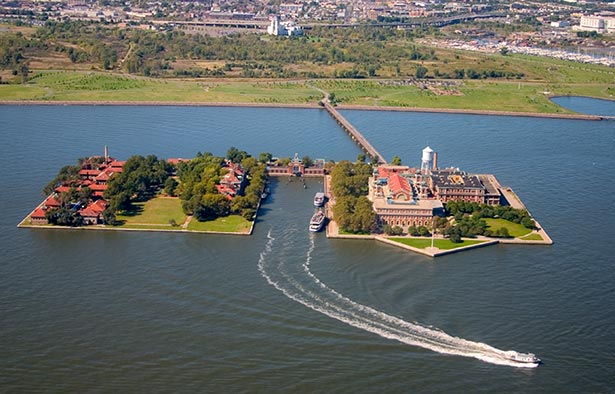 Ellis Island em Nova Iorque