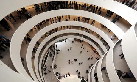 Um museu imperdível em Nova Iorque