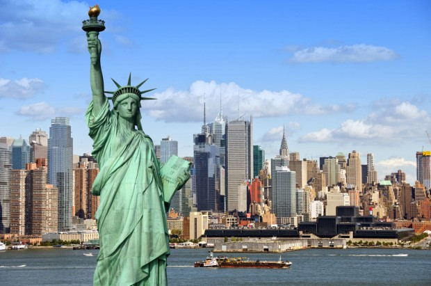 Nova Iorque cidade cosmopolita