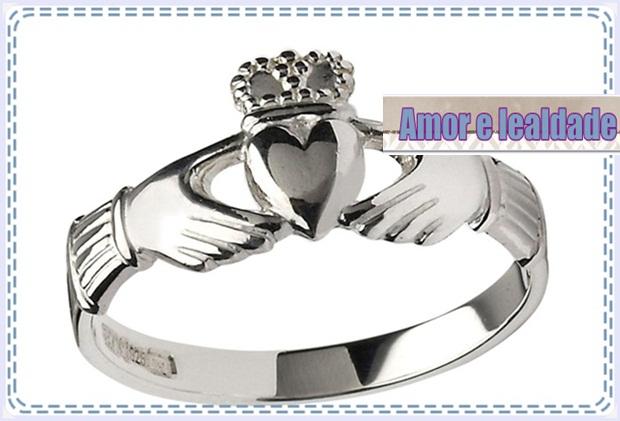 anel de Claddagh e significado