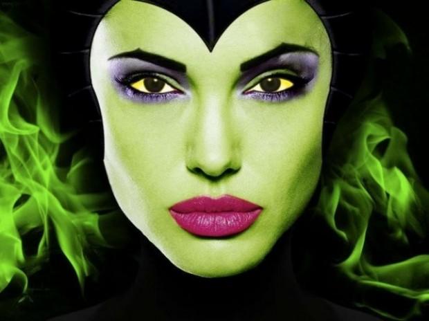 dica de maquiagem dia das bruxas