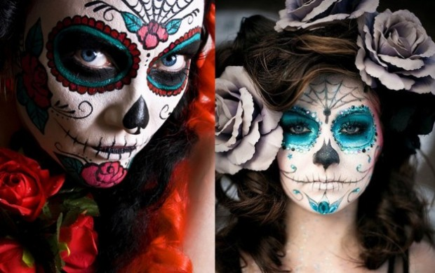 dica de maquiagem Halloween