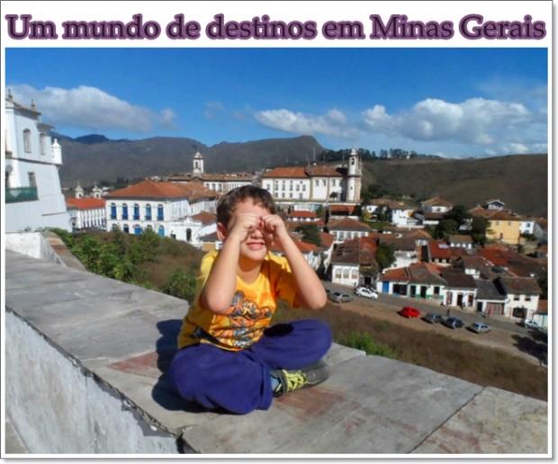 Conheça Minas Gerais em destinos que inspiram