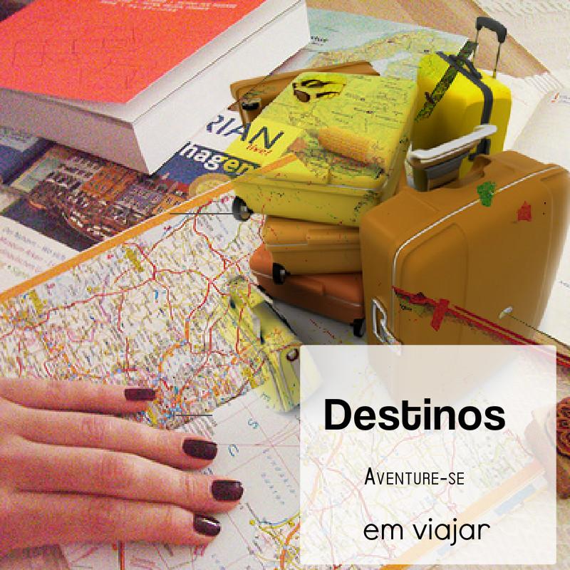 destinos que inspiram viagem