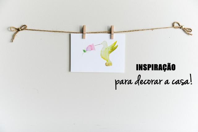 Como decorar a casa de forma simples