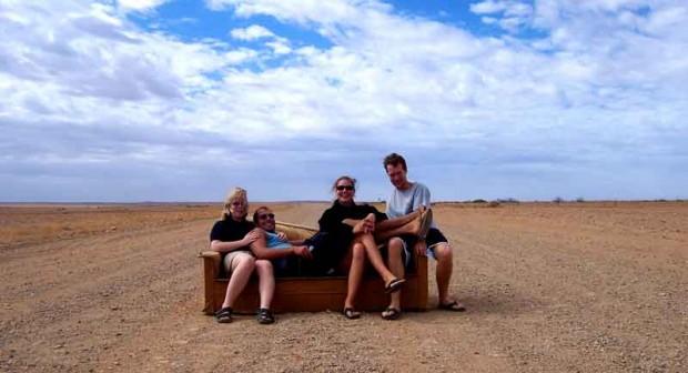 couchsurfing no mundo