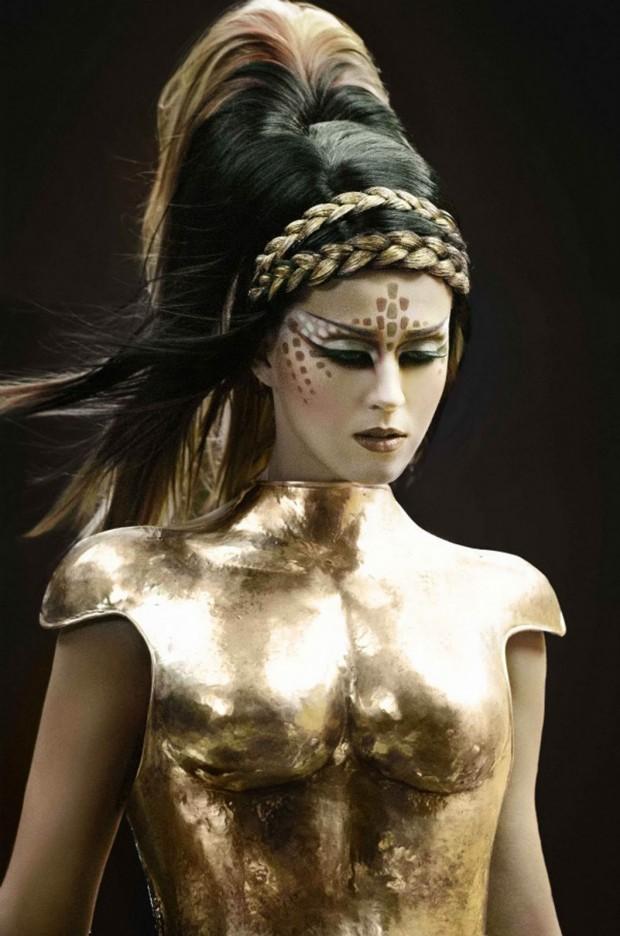 Katy Perry tipos de maquiagem carnaval