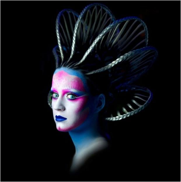 Katy Perry tipos de maquiagem para carnaval