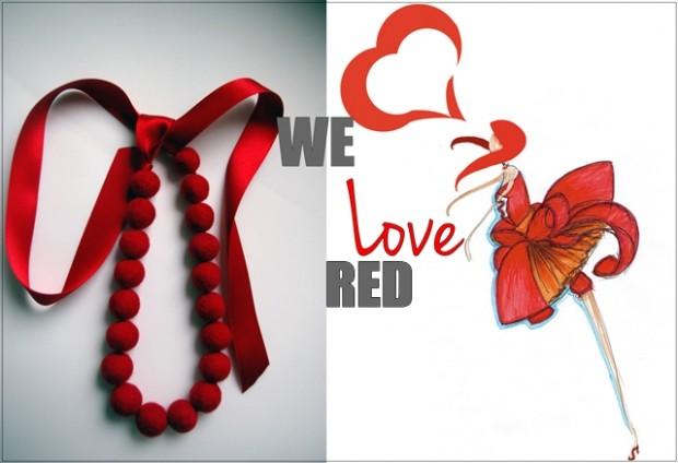 vermelho combina com cores fashion