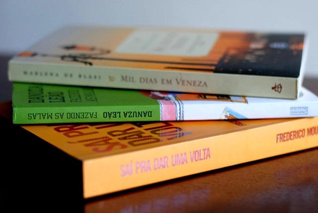 3 dicas de leitura para ler e viajar