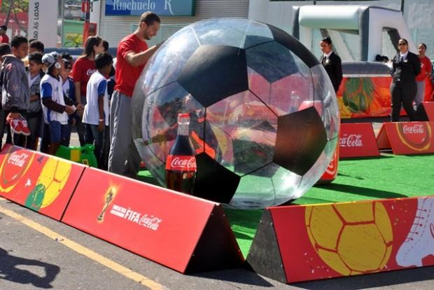 Tour da Taça Copa do Mundo em BH