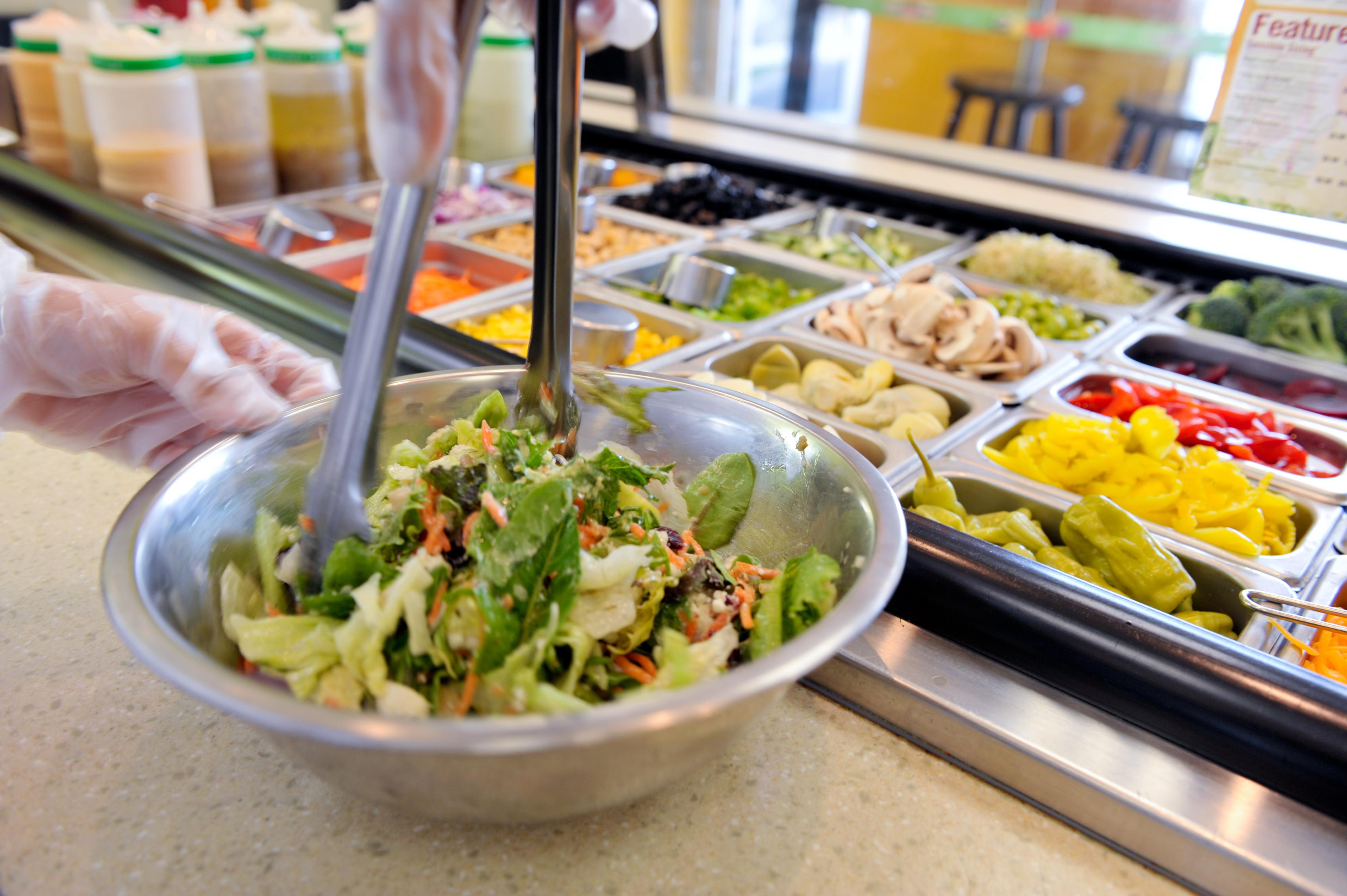 Vida e Saúde com Salad Creations