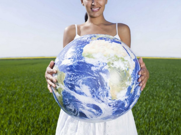 Abraço Mundo com sustentabilidade