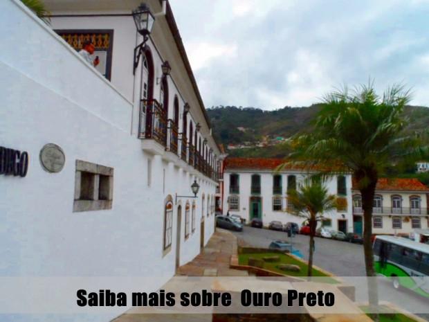 saiba mais sobre Ouro Preto mg