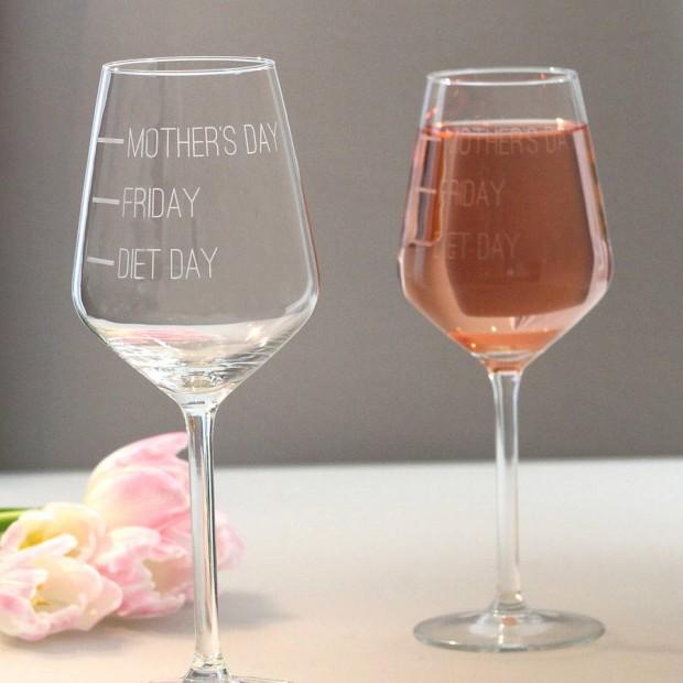 Quantidade de vinho branco na dieta
