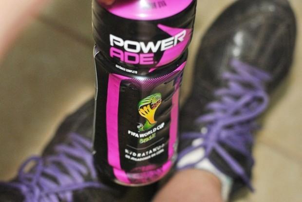 sport drink e hidratação com energia