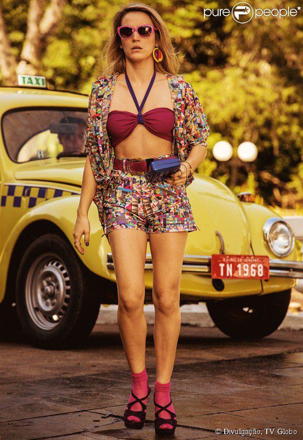 Bianca Bin anos 70