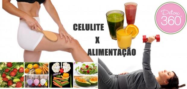 Detox e tratamento para celulite