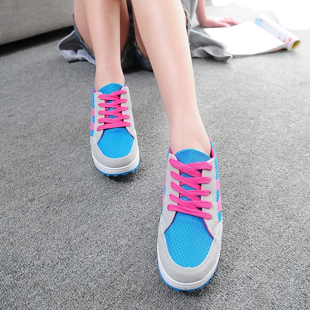 tênis feminino colorido