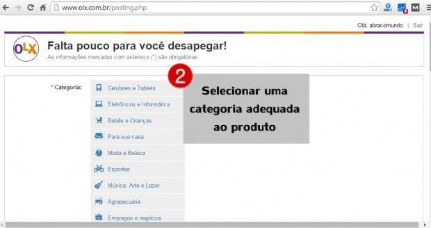 blog Abraço Mundo com OLX
