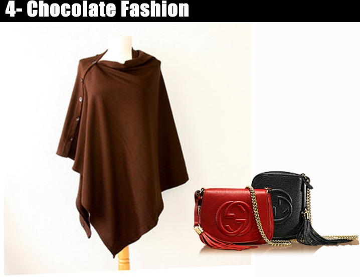 Chocolate Fashion inverno 2015