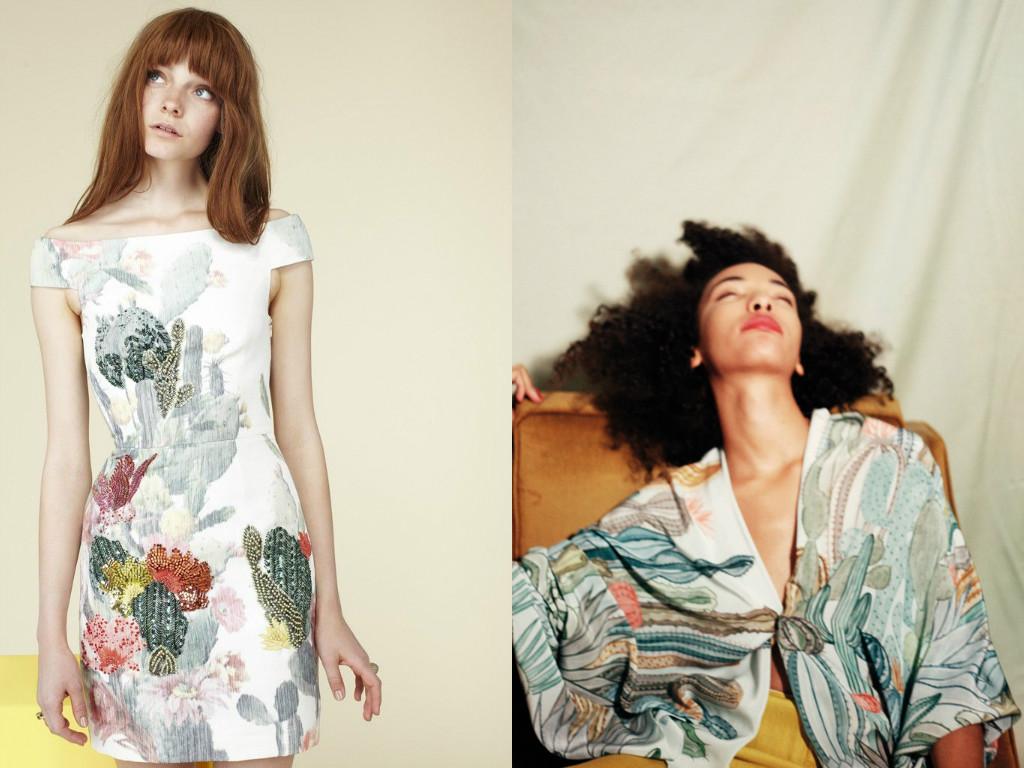 roupas com estampas cactos da moda