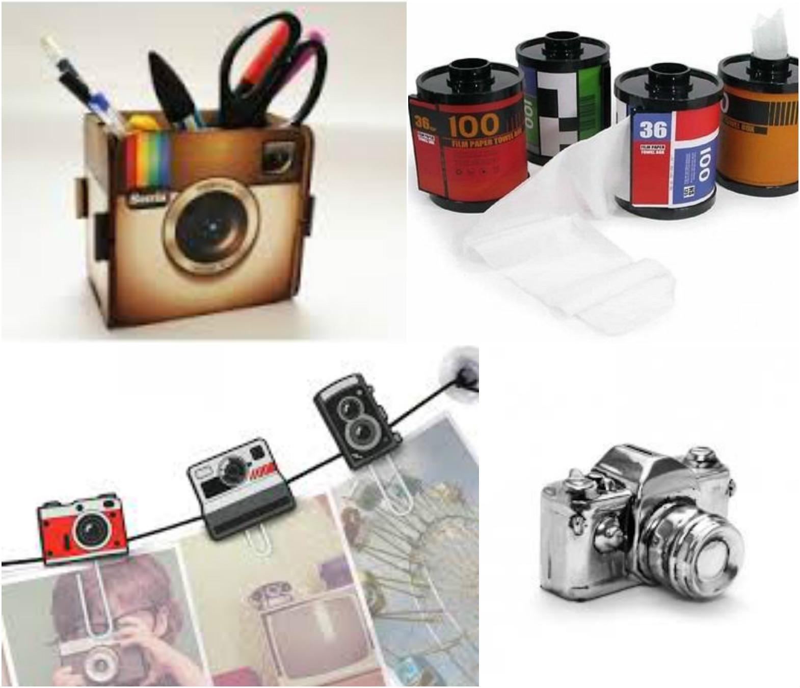 presentes para amantes da fotografia
