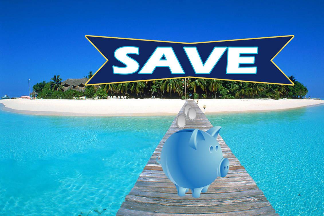 Viajar e poupar