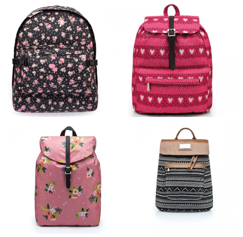 mochilas femininas para todos os estilos
