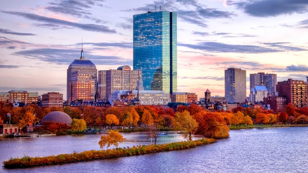 back bay boston