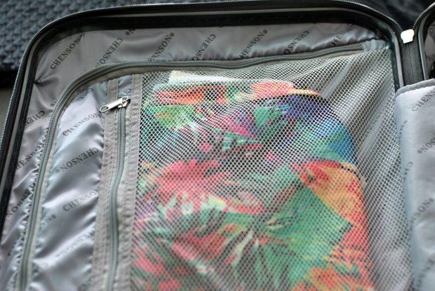 organizando a mala de viagem com dicas