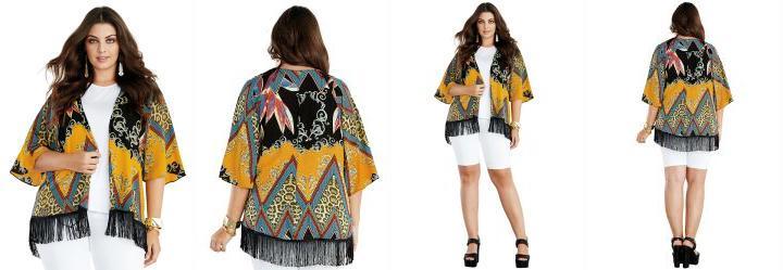 Checklist kimono na mala de viagem