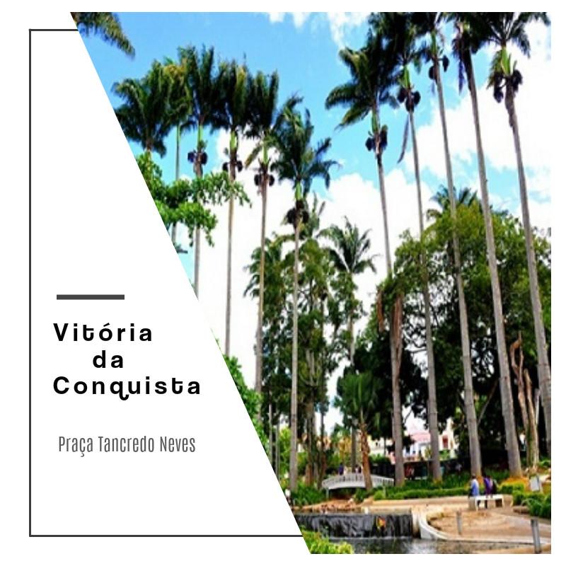 Pontos turísticos de Vitória da Conquista