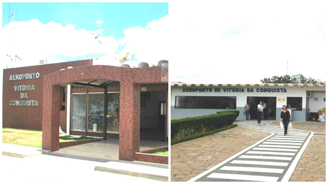 Aeroporto em Vitória da Conquista
