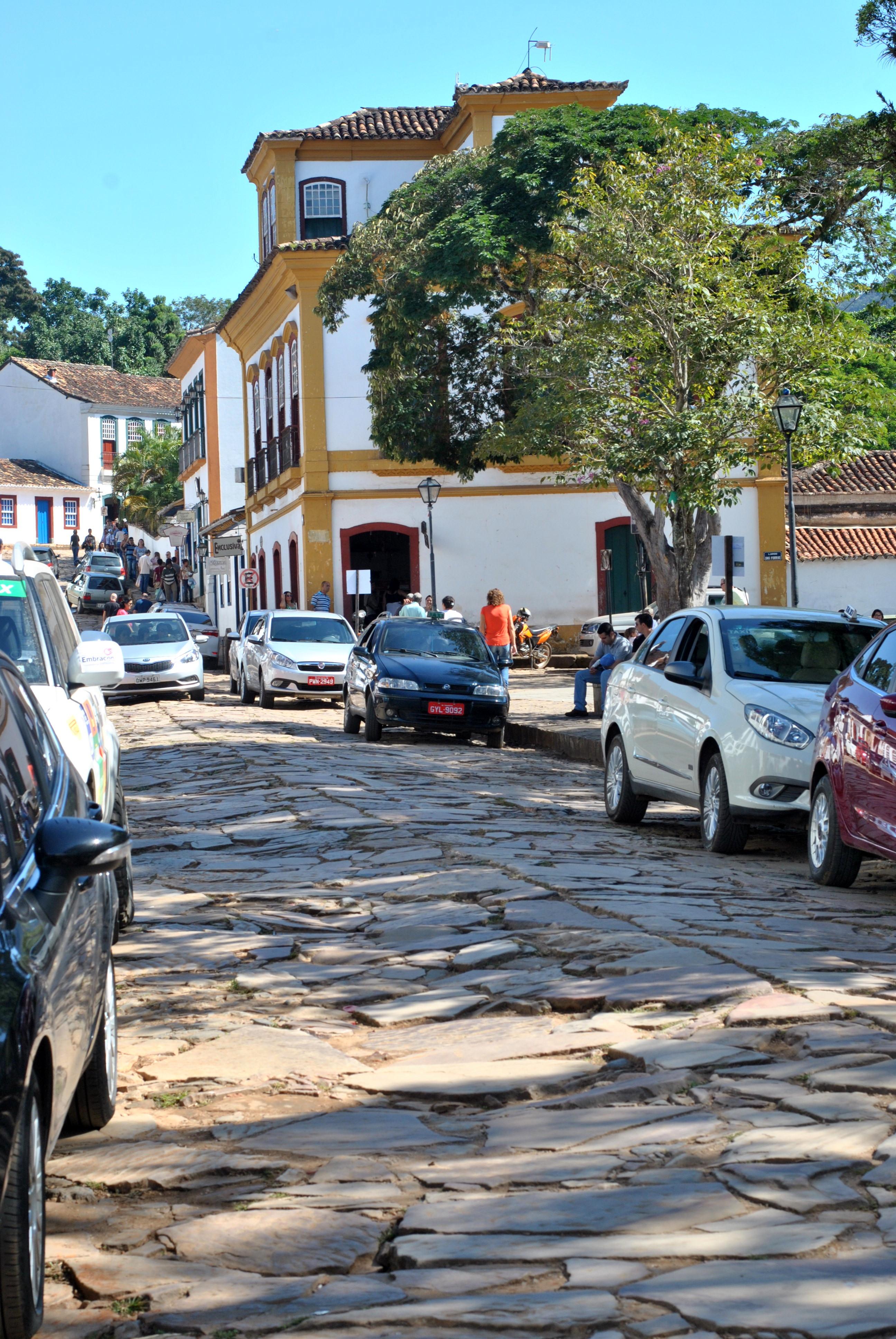 atrações Tiradentes Minas Gerais