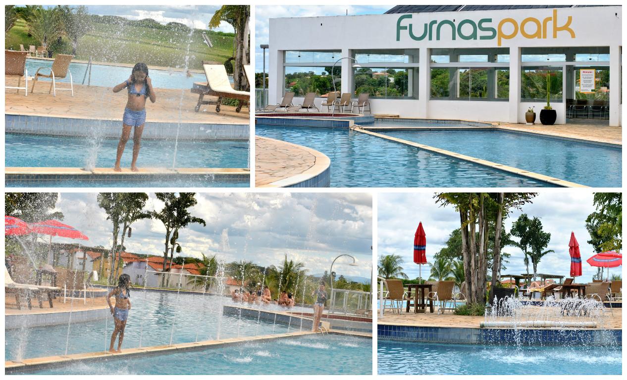 Resort Furnas viagem