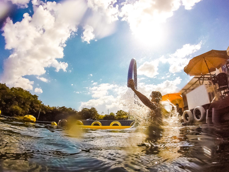 Escarpas do Lago em Minas Gerais