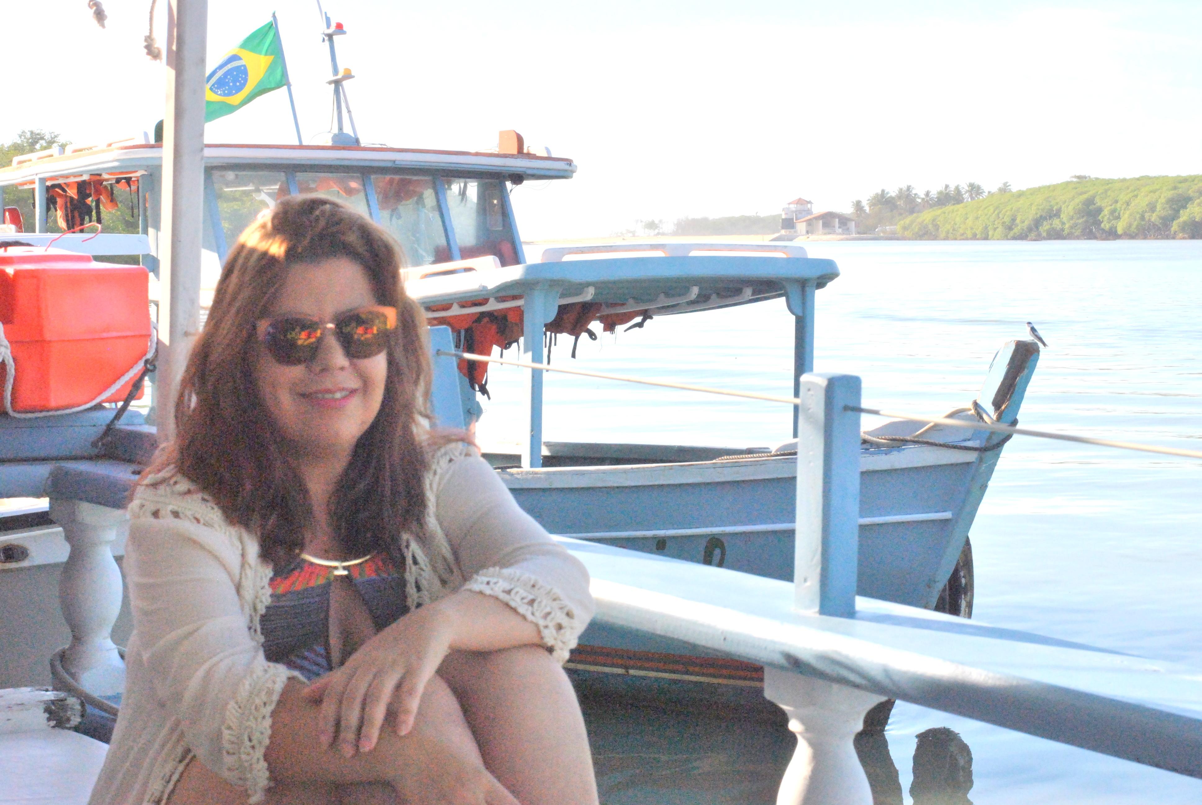 Passeio de Escuna em Prado na Bahia