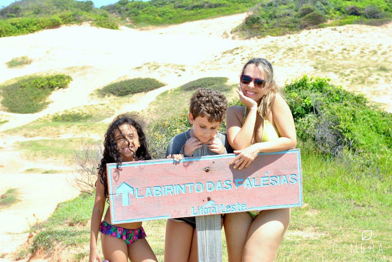 viajar com crianças turismo nordeste do Brasil