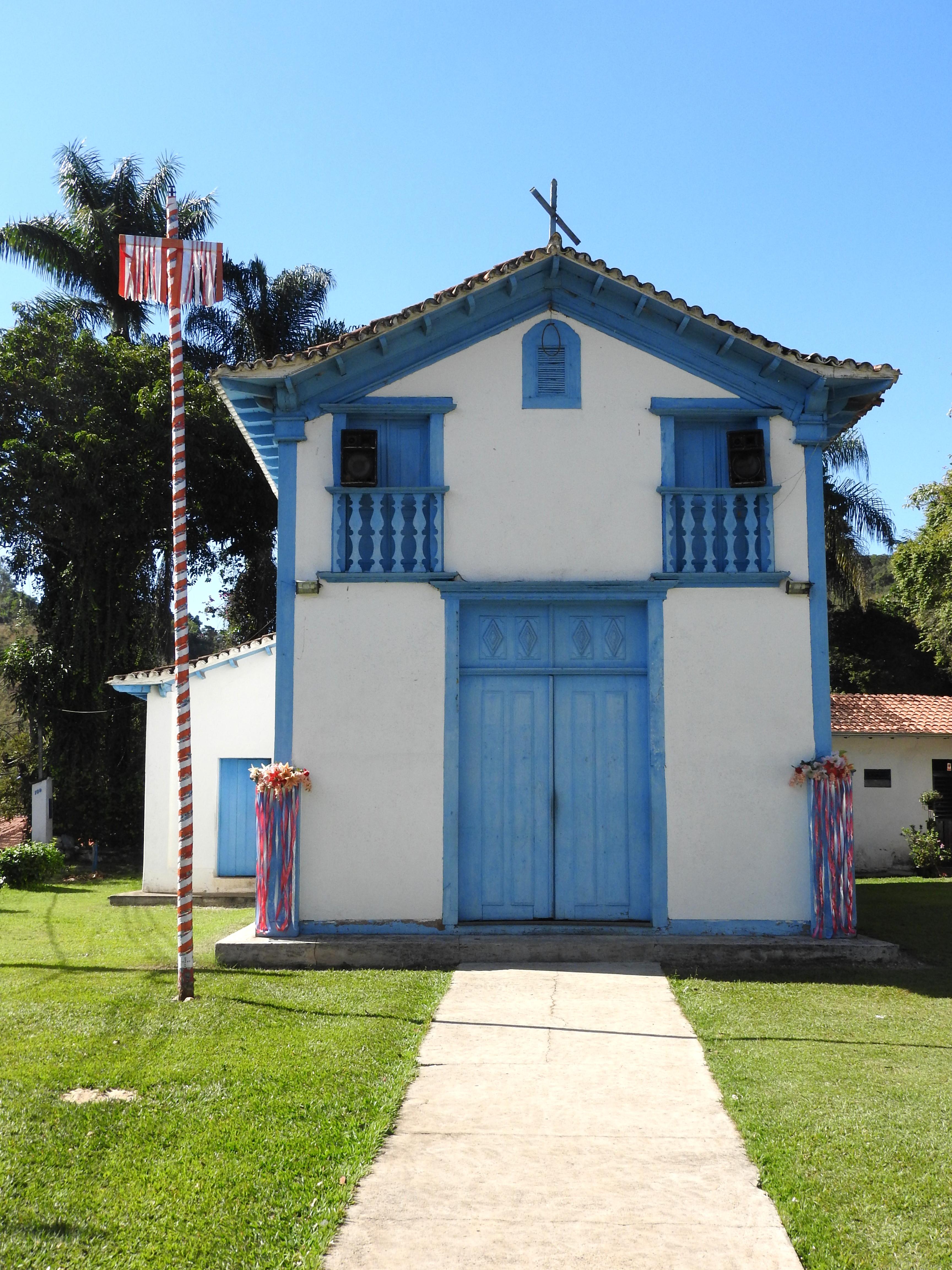 Capela de São Sebastião das Águas Claras