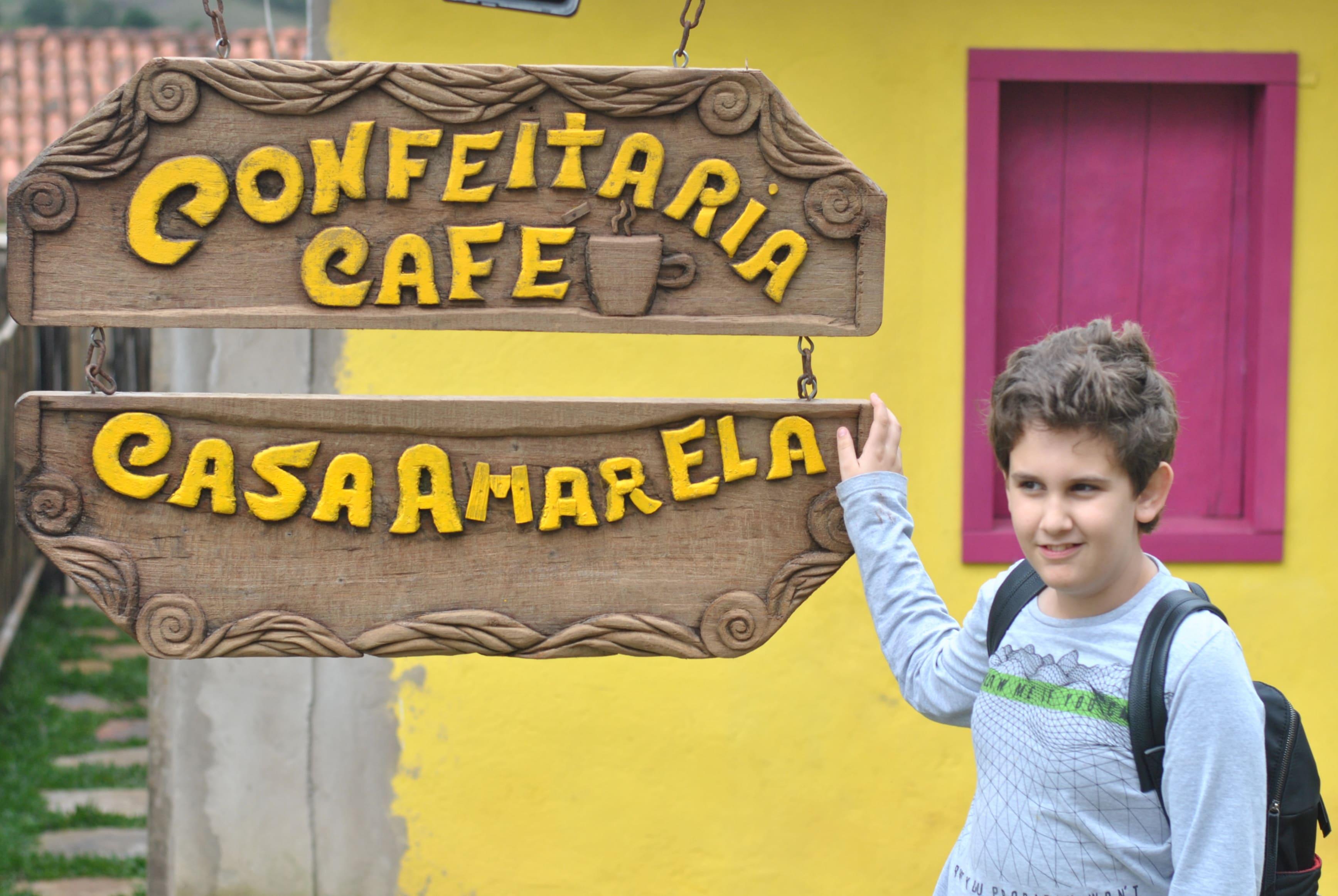 Café em Lavras Novas MG