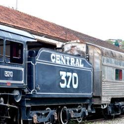 Locomotiva 370 como chegar no museu Santos Dumont