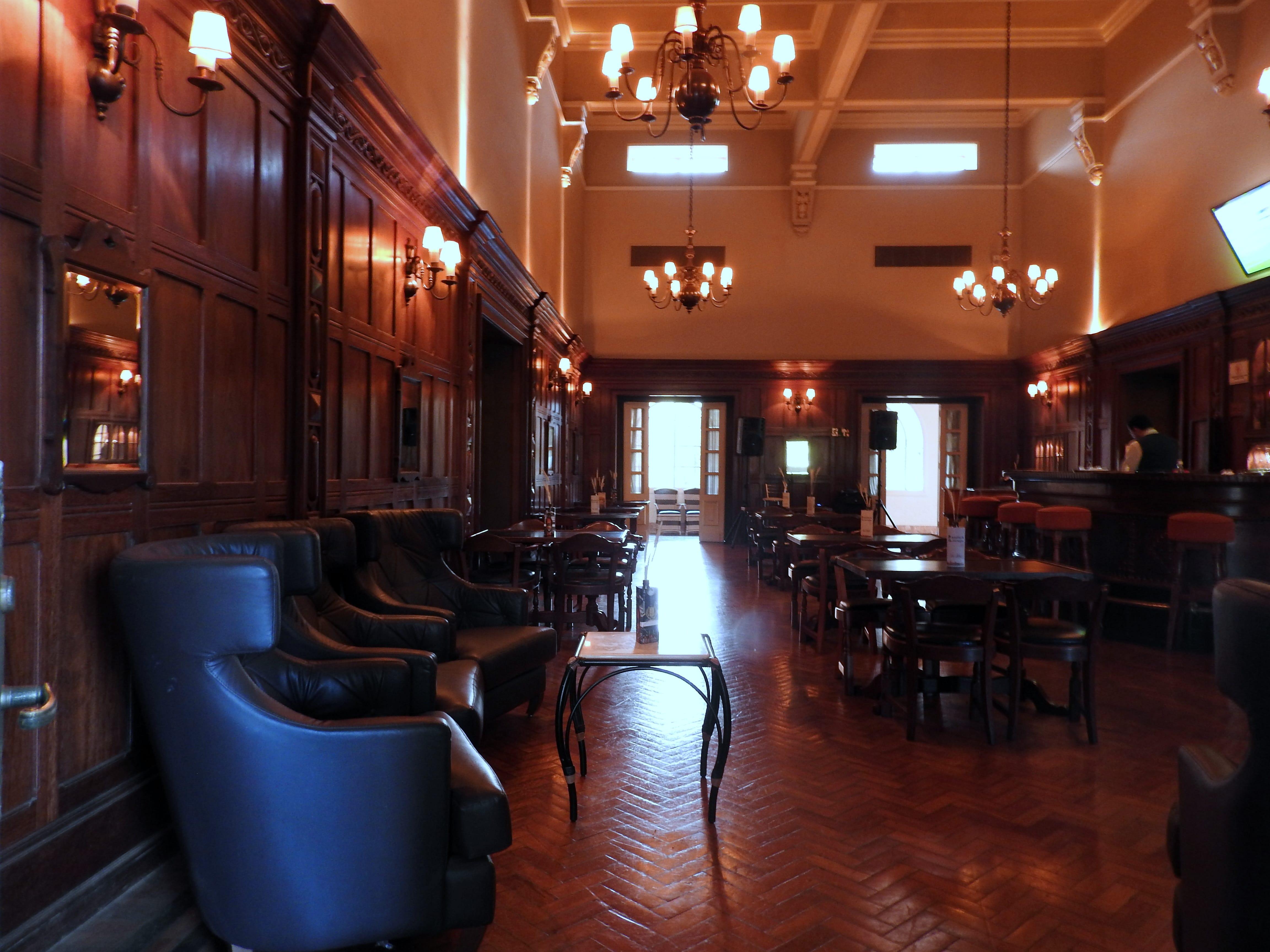 bar do hotel blog Abraço Mundo