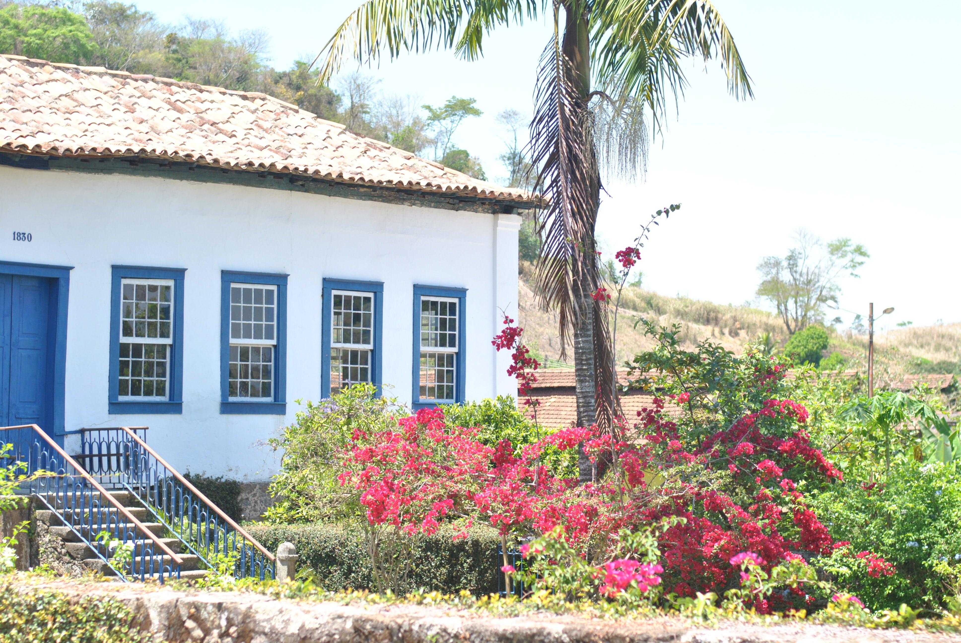 Fazendas históricas de Café no RJ